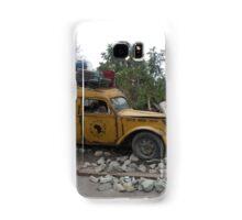 Cada objeto que tiene un pasado, lleva una historia......... Samsung Galaxy Case/Skin