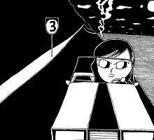 Hiroko A-Go-Go by John Meyer
