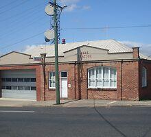 Bega 219 Fire Station by roybob