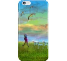 A Child of the Kingdom iPhone Case/Skin