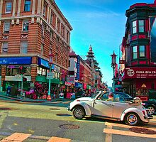 Streets of San Francisco by Jaime Martorano