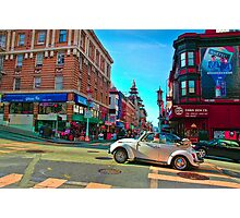 Streets of San Francisco Photographic Print