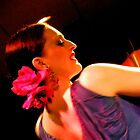 Flamenco Dancer I by Elizabeth Hoskinson
