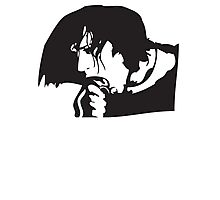Glenn Danzig Misfits Photographic Print