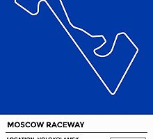 Moscow Raceway by loxley108