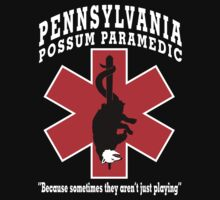 Possum Paramedics by ZugArt