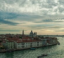 Approaching Venice by JMChown