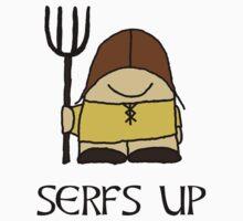 Serfs Up Kids Clothes