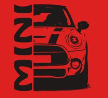 mini cooper One Piece - Short Sleeve