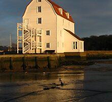 The Tide Mill, Woodbridge by wiggyofipswich