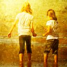 Golden Days of Summer by © Helen Chierego