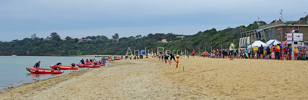 IRB Racing, Mentone by Andy Berry