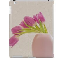 Tulips And Lace iPad Case/Skin