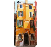 A Yellow House iPhone Case/Skin