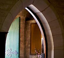 open the doors to your heart by Jan Stead JEMproductions