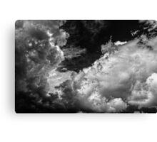 Clouds No.8 Canvas Print