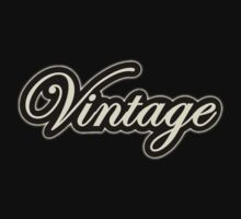 Vintage music Kids Clothes