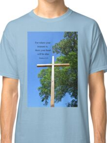 Treasures of Your Heart Classic T-Shirt