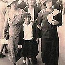 Stepping out at the shops - circa 1934 by EdsMum