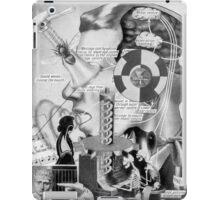 How Someone Sings. iPad Case/Skin