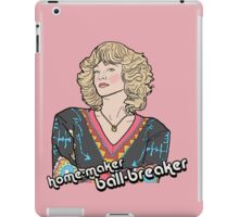 Beverly Goldberg iPad Case/Skin