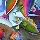 Under the sea by Karin Zeller
