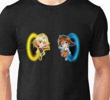 Portals Time (Ver. 1) Unisex T-Shirt
