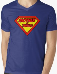Super mom Mother of Twins T-Shirt