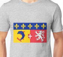Rhône-Alpes Unisex T-Shirt