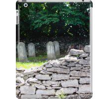 ANCIENT CEMETERY iPad Case/Skin