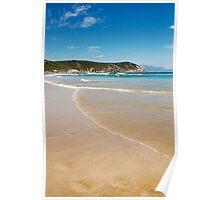 Squeaky Beach, Wilsons Promontory, Australia Poster