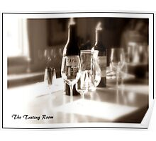 The Tasting Room Poster