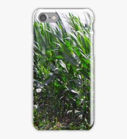 JUNE CORN PATCH iPhone Case/Skin