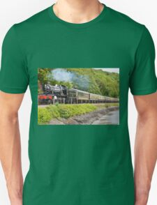 river side railway Unisex T-Shirt