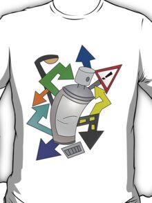 spray can  T-Shirt
