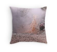 Geyser Throw Pillow