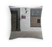 Teguise, Lanzarote Throw Pillow