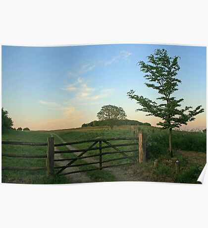 Five Barred Gate Poster