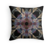 Tell me your dreams Throw Pillow