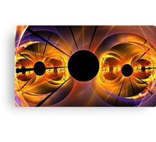 Photosphere Canvas Print