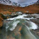 Scotland : Glencoe Flow... by Angie Latham