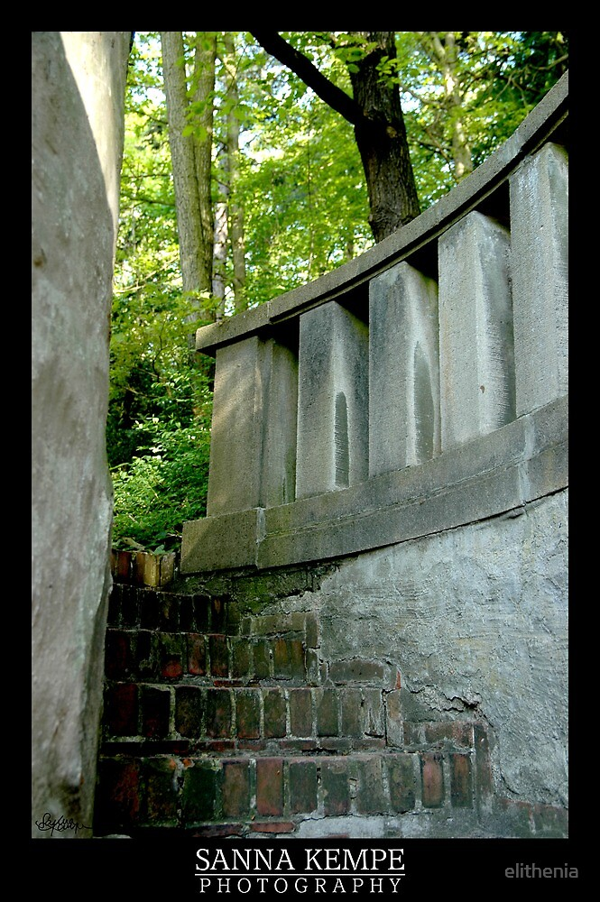 Stairway to mysteries by elithenia