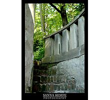 Stairway to mysteries Photographic Print