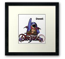 Prinny, Dood! Framed Print
