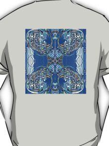 mirrored water T-Shirt