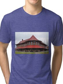 Hamlet Train Station Tri-blend T-Shirt