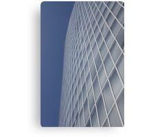 Sky Building Canvas Print