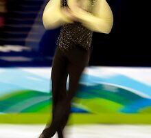 A blurred double axel by EileenLangsley