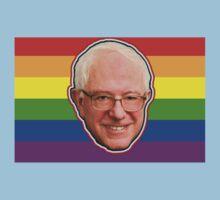 Bernie Sanders 2016 LGBT Socialist Progressive Democrat by psmgop