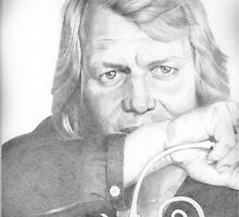 David Soul portrait by DonnaLJL